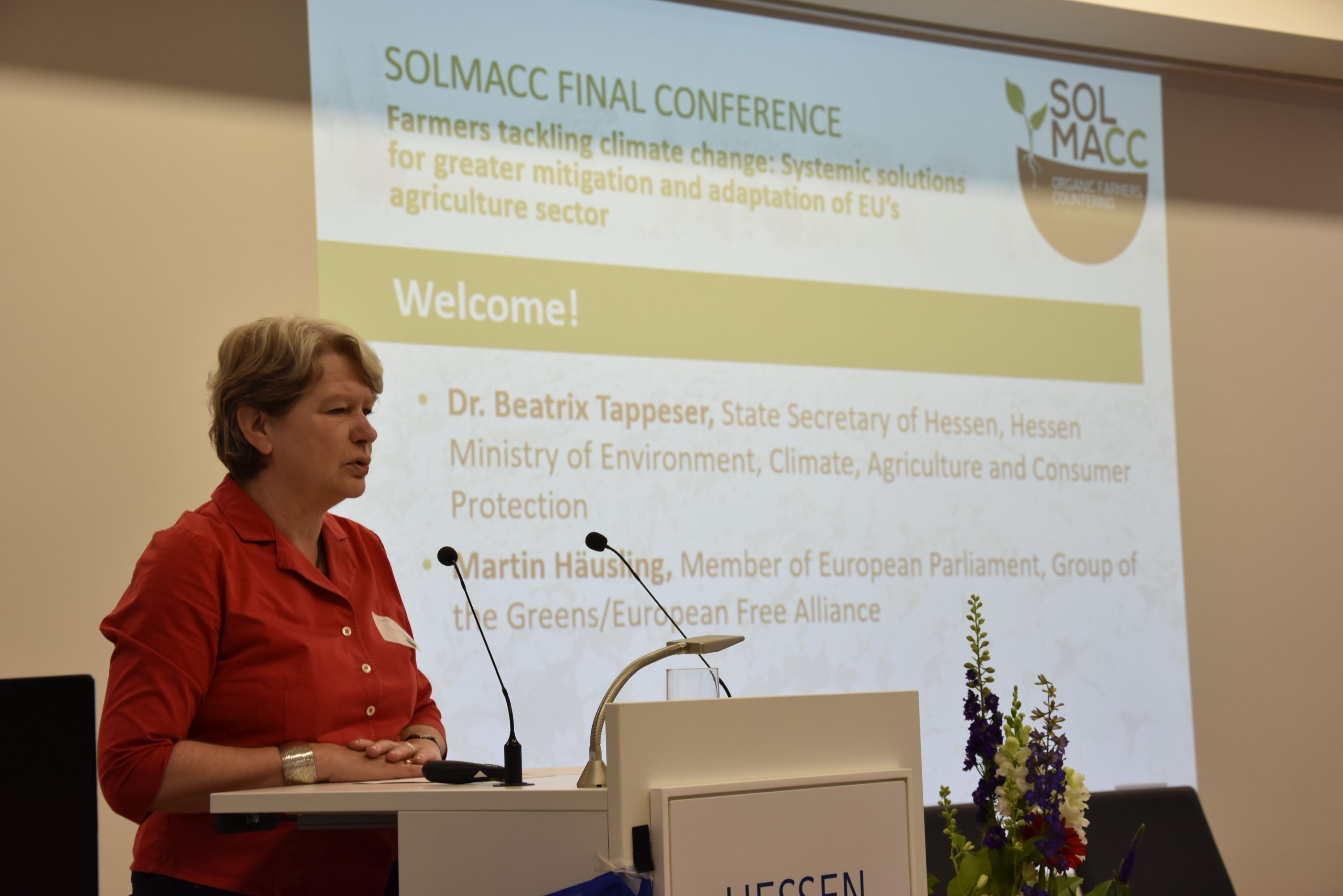 IFOAM EU SOLMACC final event