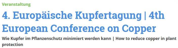 Copper conference logo