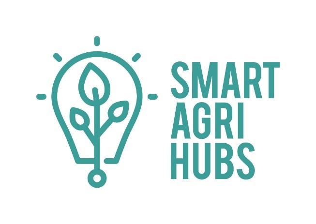 SmartAgriHubs logo
