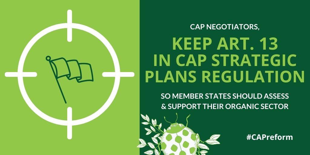 CAP advocacy